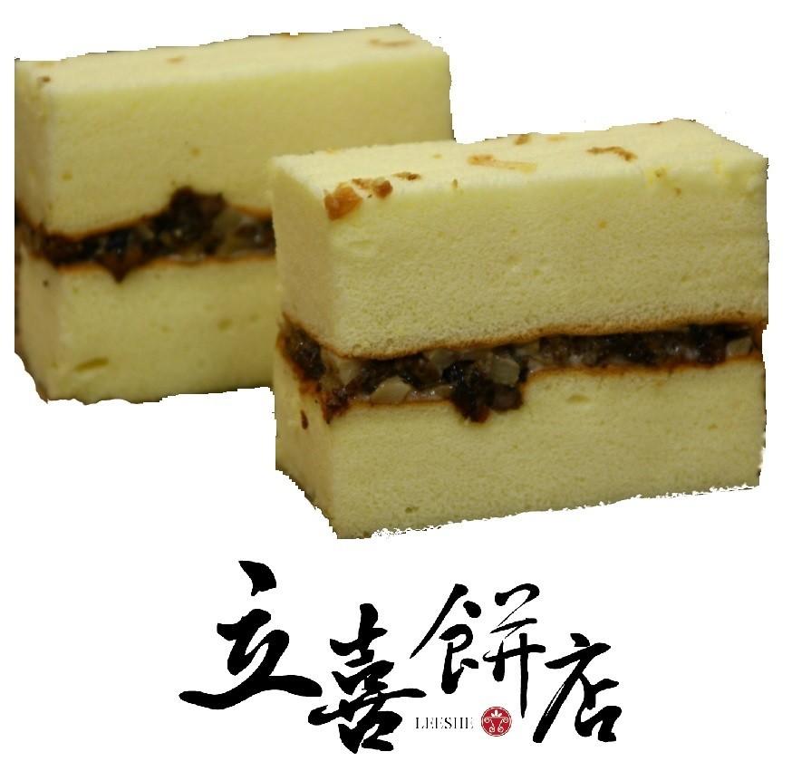【立喜餅店】K06香菇筍肉蛋糕6片裝