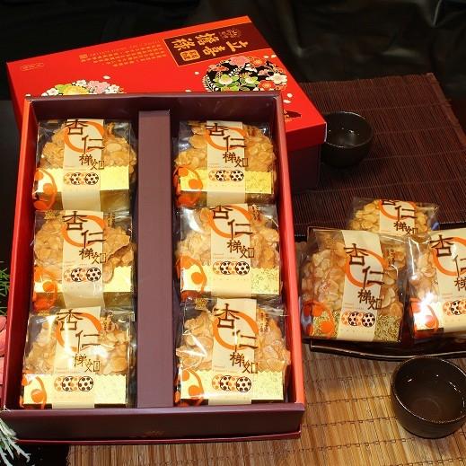 【立喜餅店】J02杏仁梯如禮盒