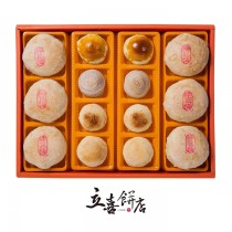 【立喜餅店】 H12 錦月禮盒【奶素組合】《美安特價款》